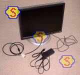 How to build a computer - Dell Ultrasharp 2001FP 20.1-inch flat panel LCD monitor