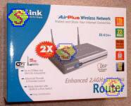 Sharing Cable Modem - D-Link DI-614+ Retail Box