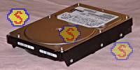 IBM Deskstar 120GXP 80GB hard drive