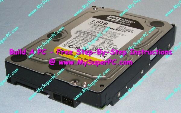 PATA SATA RAID IDE Hard Drive - My Super PC - How To Build